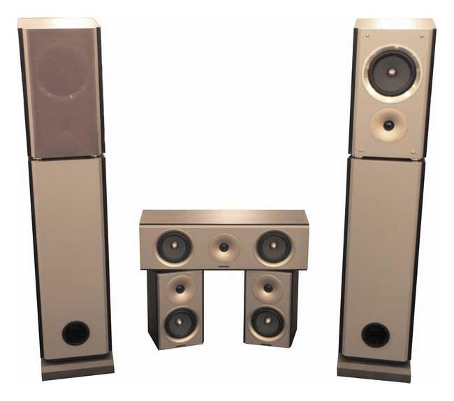 Купить Комплект акустики Aleks Audio & Video Idea-770 в Минске с доставкой из интернет-магазина