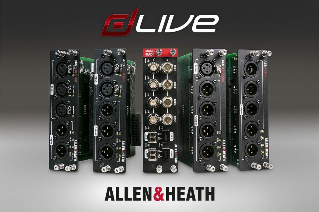 Внешняя звуковая карта Allen & Heath ICE-16 купить в Санкт-Петербурге, Москве и РФ, цена, фото, характеристики. - DJ-Store