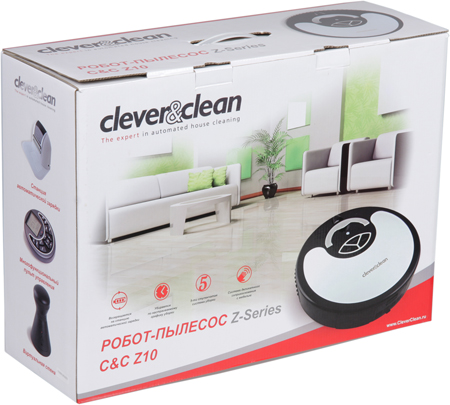 Робот-пылесос Clever&Clean - culcuspeedfuhufche's diary