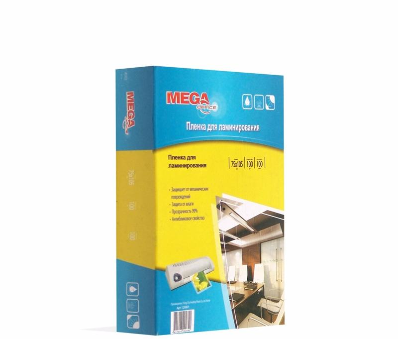 Пленка для ламинирования Promega office 154x216 мм (А5) глянцевая (100 штук в упаковке) купить в Москве, цена: 419.09 руб (артикул: 42799) в интернет-магазине