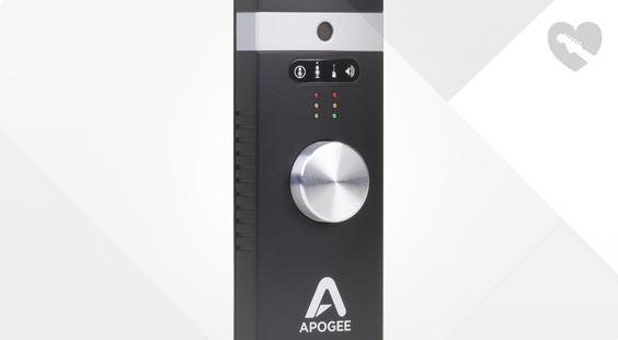 Внешняя звуковая карта Apogee ONE for Mac купить в Санкт-Петербурге, Москве и РФ, цена, фото, характеристики. - DJ-Store