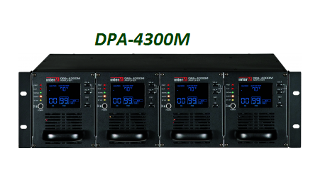 Оконечные трансляционные усилители DPA серия - Продукция компании INTER-M