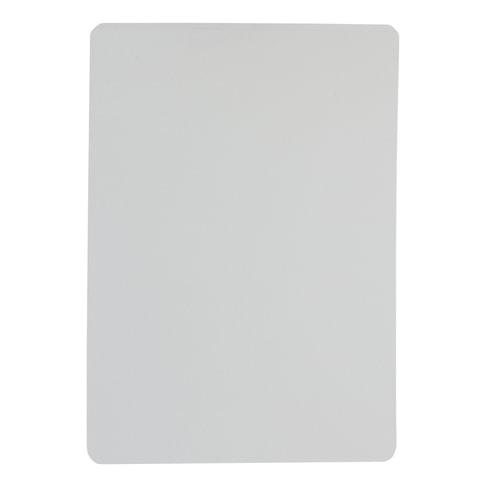Пленки-заготовки для ламинирования АНТИСТАТИК BRAUBERG, комплект 100 шт., для формата A4, 100 мкм, 531793