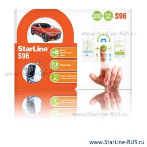 Купить StarLine A96 2CAN+2LIN GSM/GPS – по цене 24 600 p. с установкой с доставкой по Москве и Московской области ugra.ru