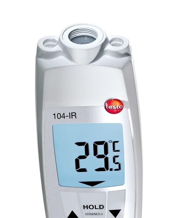 Testo AG : Измерители температуры, термометры, пирометры