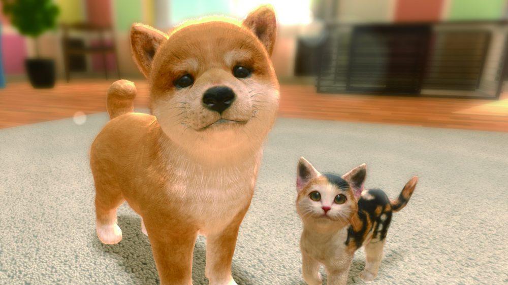 Little Friends: Dogs & Cats - Wikipedia
