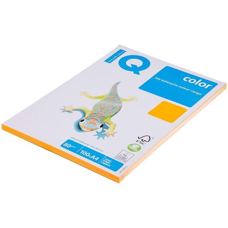 Бумага цветная Promega jet микс (неон) 75г, А4, 100 листов - Бумага цветная - Бумага для офисной техники
